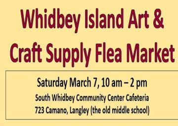 SW Art & Craft Supply Spring Flea Market