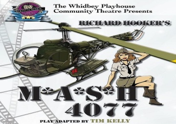 Mash 4077 at the Whidbey Playhouse
