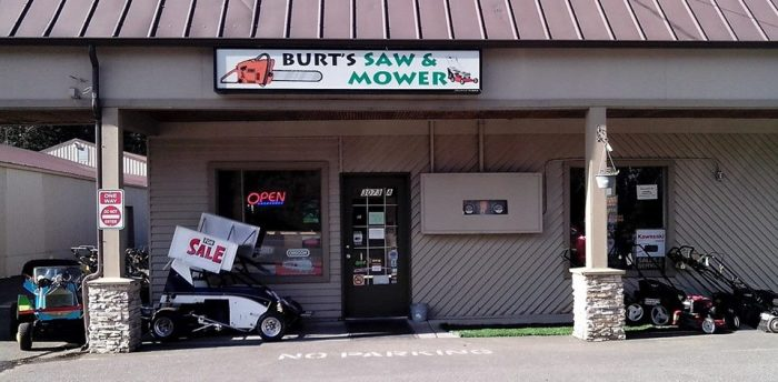 Burt's Saw & Mower