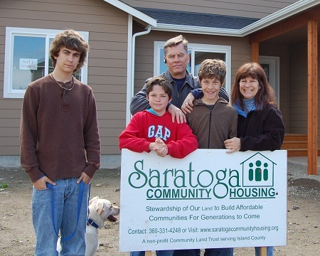 Saratoga Community Housing