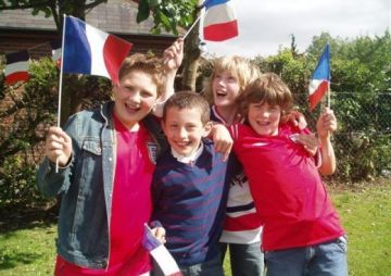 French Language & Culture Camp for Kids