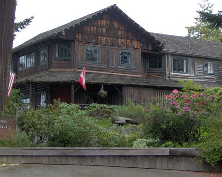 Captain Whidbey Inn, Coupeville