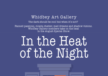 Whidbey Art Gallery August 2021