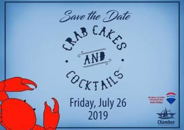 Crab Cakes & Cocktails