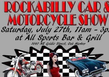 Rockabilly Car and Motorcycle Show