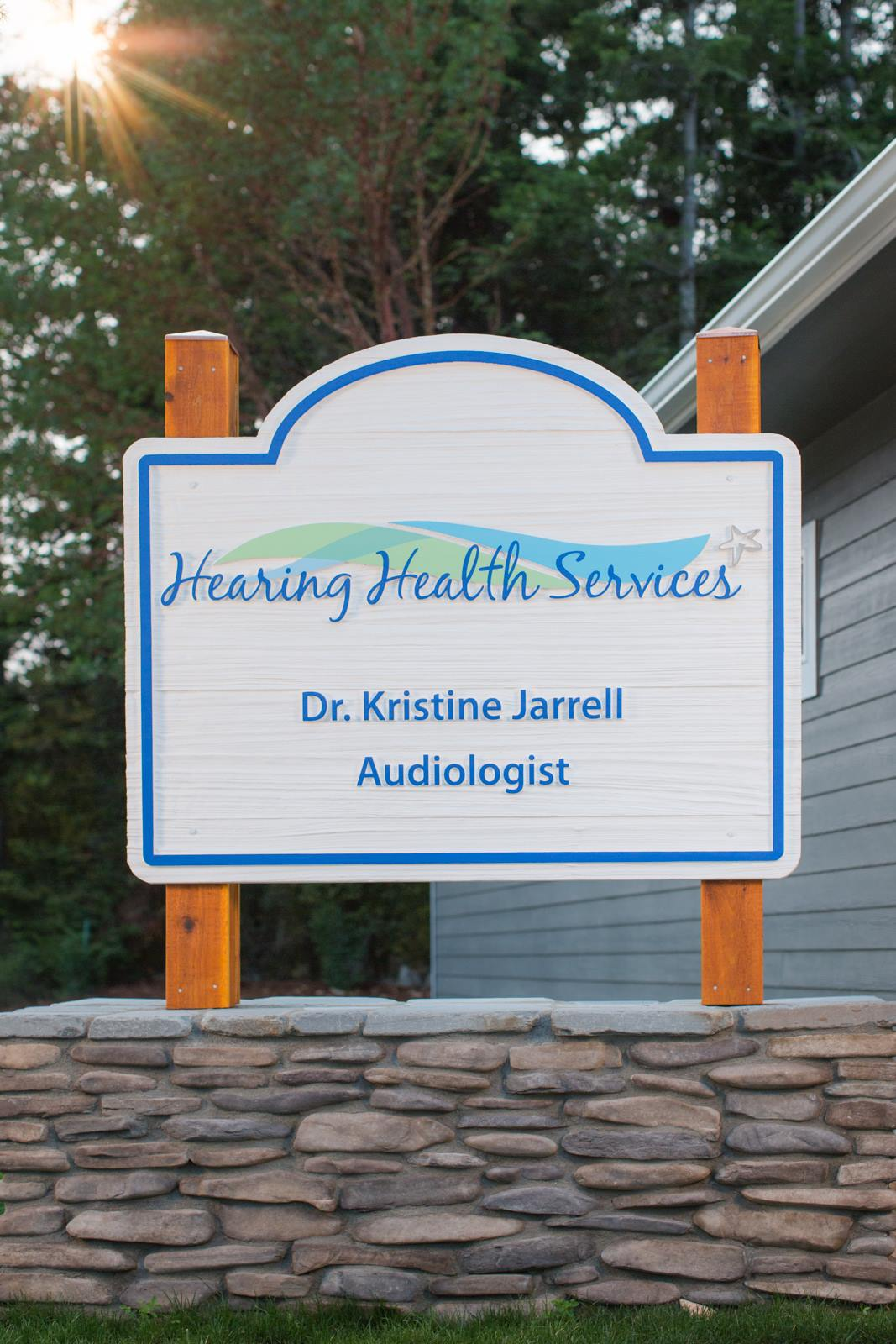 Dr. Kristine Jarrell - Hearing Health Services