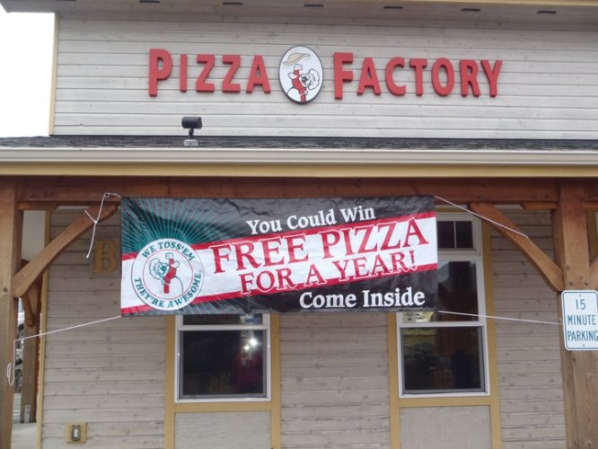 Pizza Factory (Coupeville)