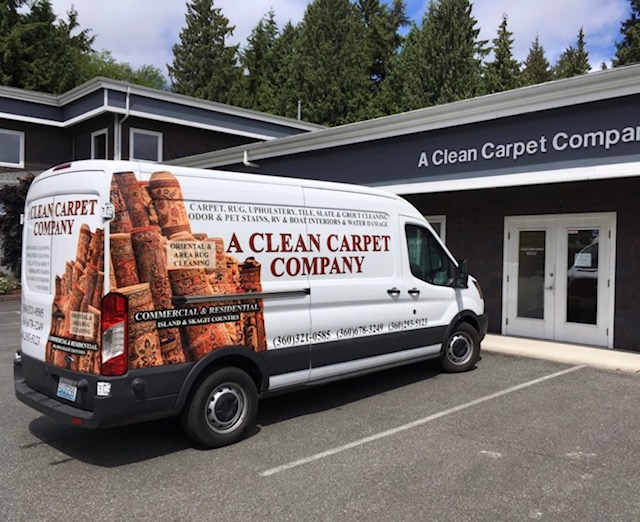 A Clean Carpet Company