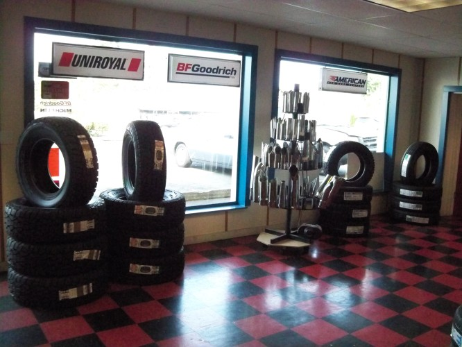 Midway Tire & Muffler