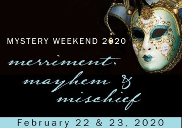 Langley Mystery Weekend