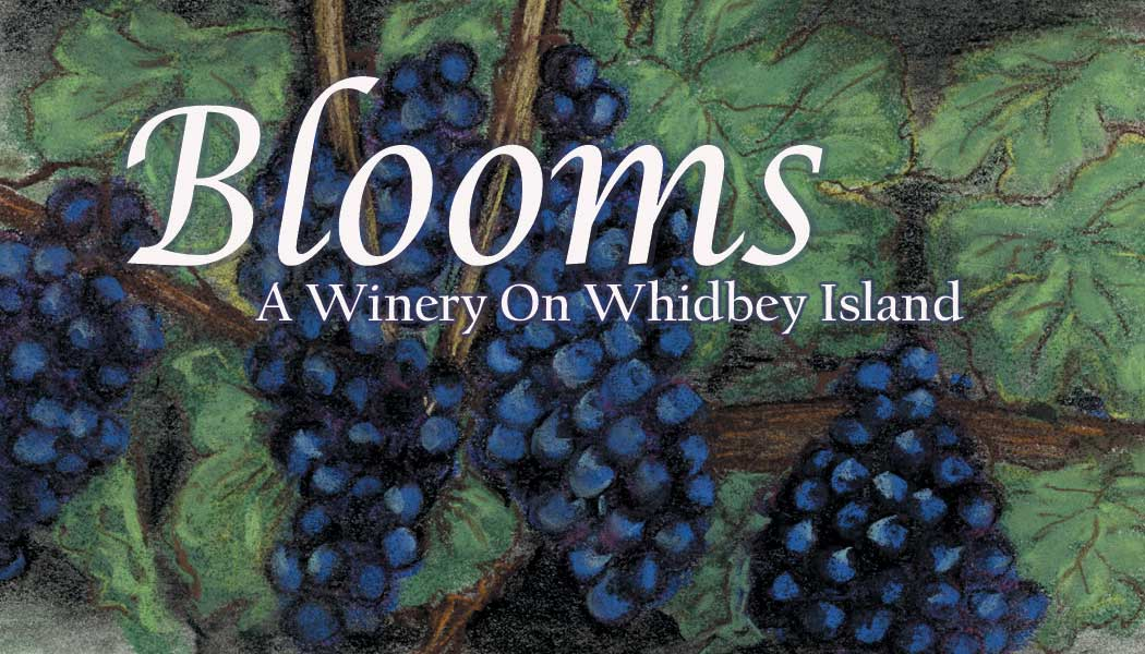 Blooms Winery Whidbey Island