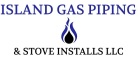 Island Gas Piping & Stove Installs