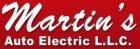 Martin's Auto Electric