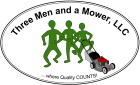 Three Men And A Mower