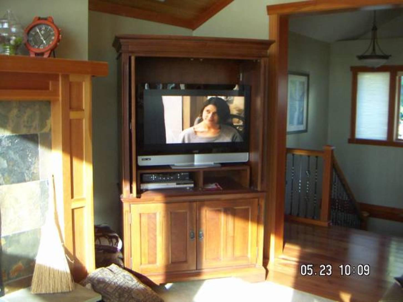 Moving Sale -Living Room Entertainment Center - $575 (Clinton)