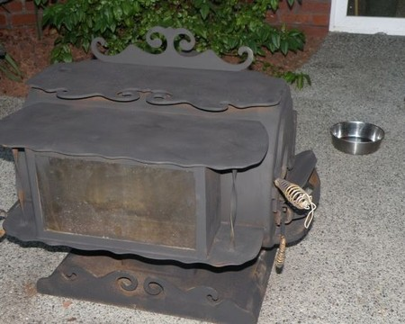 Orley Wood Stove WB Designs - Orley Wood Stove WB Designs