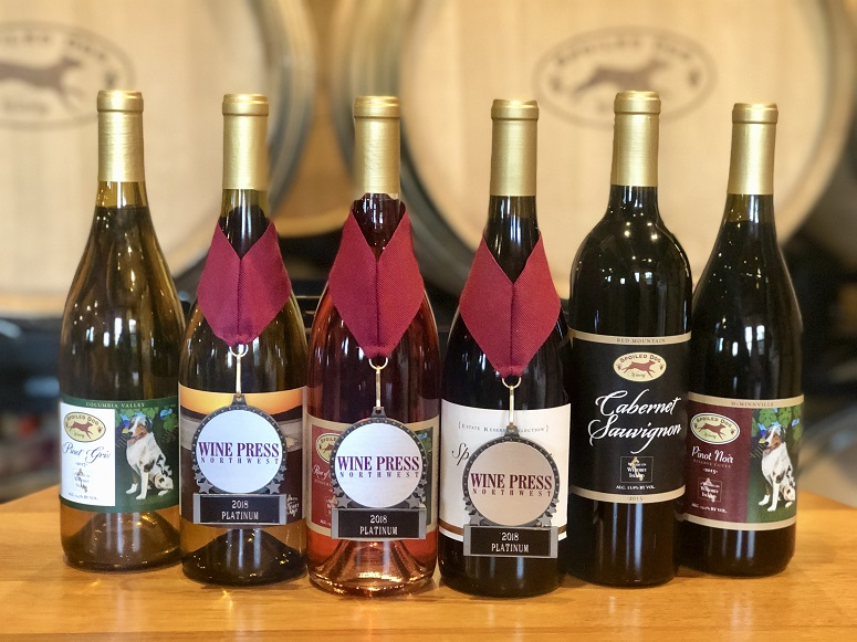 Spoiled Dog Winery in Langley: A Unique Wine Destination on
